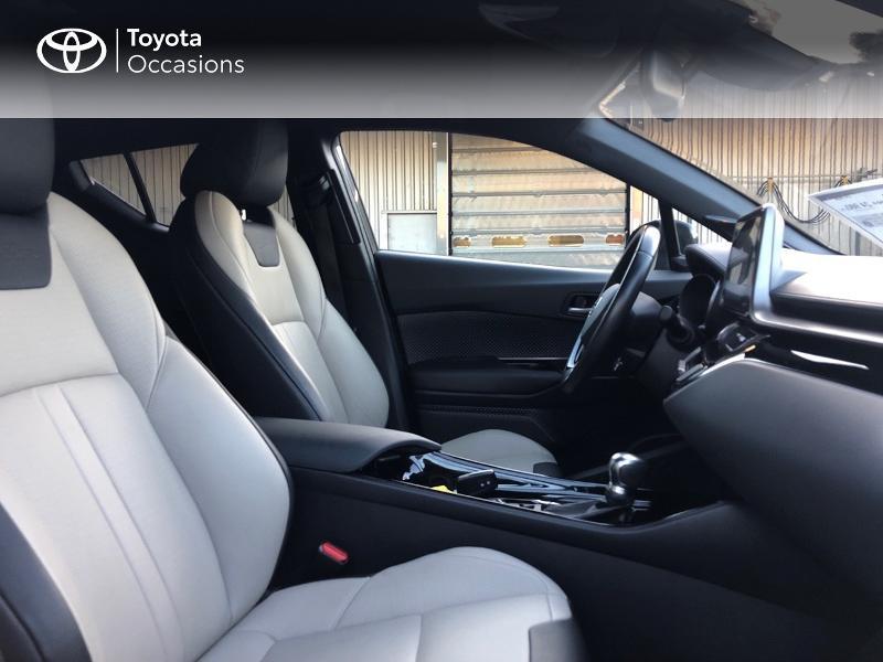 Photo 6 de l'offre de TOYOTA C-HR 122h Collection 2WD E-CVT à 22980€ chez Altis - Toyota Vannes