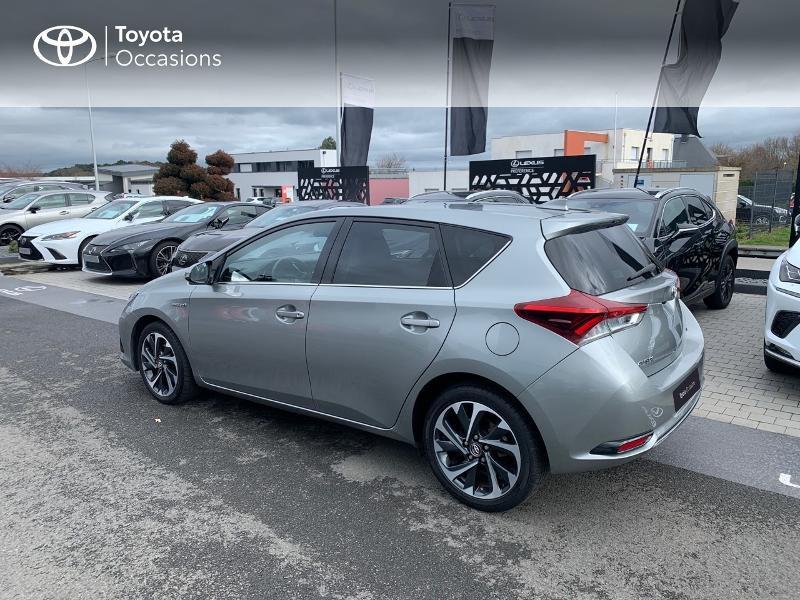 Photo 26 de l'offre de TOYOTA Auris HSD 136h Design à 16690€ chez Altis - Toyota Vannes
