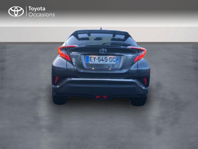 Photo 4 de l'offre de TOYOTA C-HR 122h Collection 2WD E-CVT à 22980€ chez Altis - Toyota Vannes