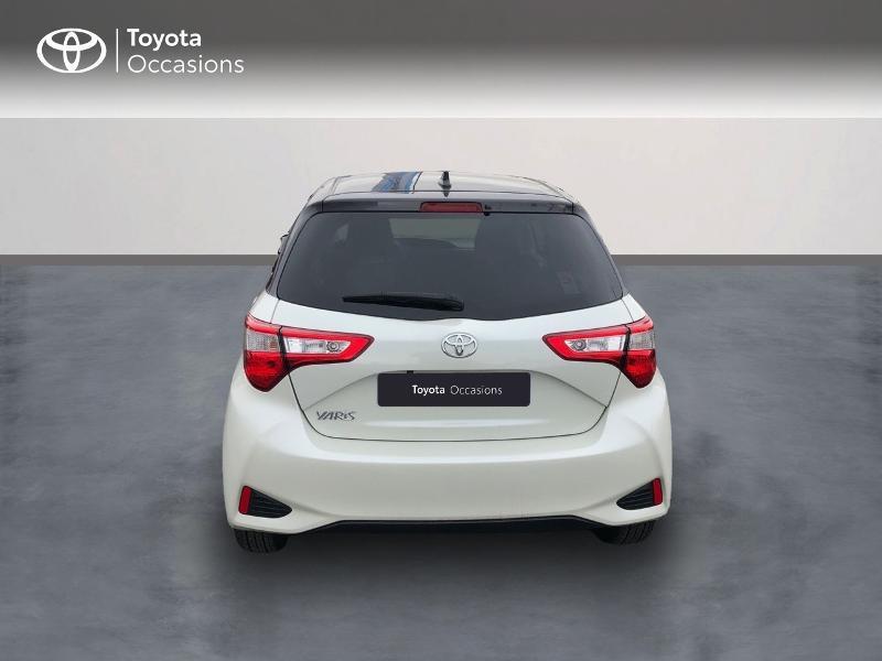 Photo 4 de l'offre de TOYOTA Yaris 70 VVT-i Design Y20 5p MY19 à 12980€ chez Altis - Toyota Vannes