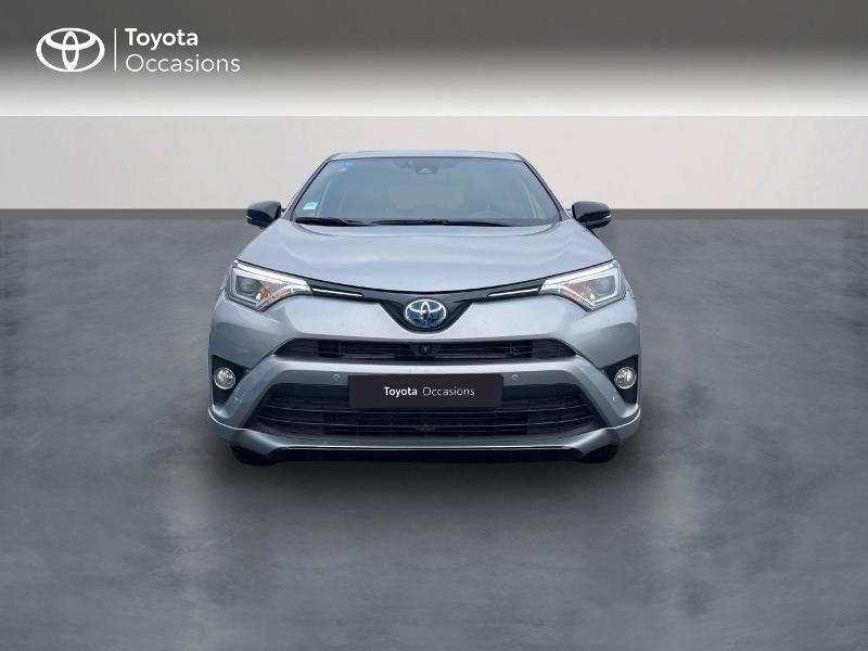 Photo 5 de l'offre de TOYOTA RAV4 197 Hybride Collection 2WD CVT à 27880€ chez Altis - Toyota Vannes