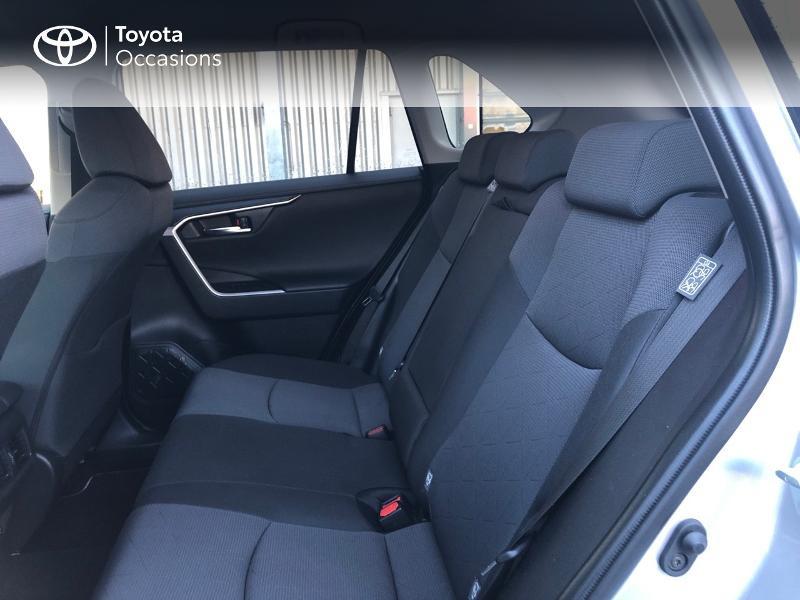 Photo 12 de l'offre de TOYOTA RAV4 Hybride 218ch Dynamic 2WD à 31980€ chez Altis - Toyota Vannes