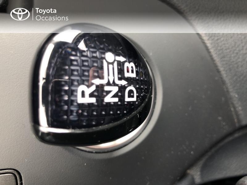 Photo 23 de l'offre de TOYOTA Auris HSD 136h Design RC18 à 18990€ chez Altis - Toyota Vannes