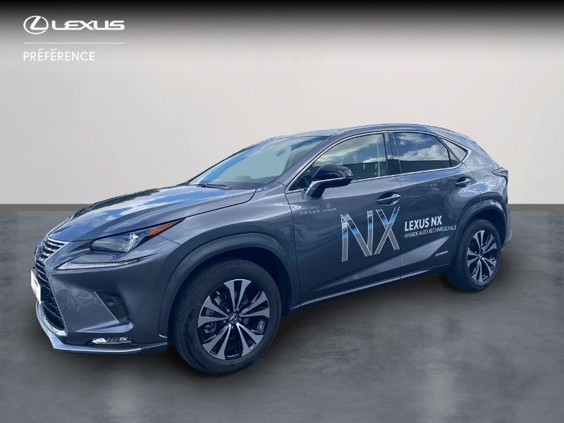 Lexus NX 300h 2WD Design MY21 Hybride GRIS MERCURE Occasion à vendre