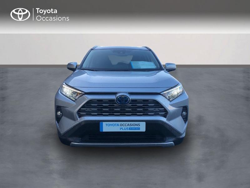 Photo 5 de l'offre de TOYOTA RAV4 Hybride 218ch Dynamic 2WD à 31980€ chez Altis - Toyota Vannes