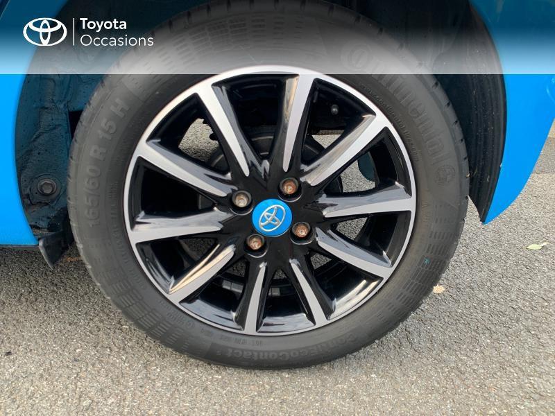 Photo 16 de l'offre de TOYOTA Aygo 1.0 VVT-i 69ch x-wave 2 5p à 9290€ chez Altis - Toyota Vannes