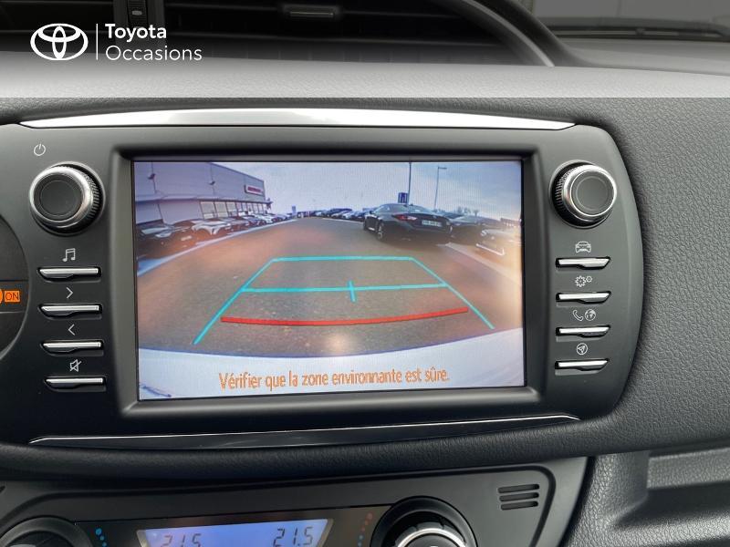 Photo 18 de l'offre de TOYOTA Yaris 100h Dynamic 5p à 15980€ chez Altis - Toyota Vannes