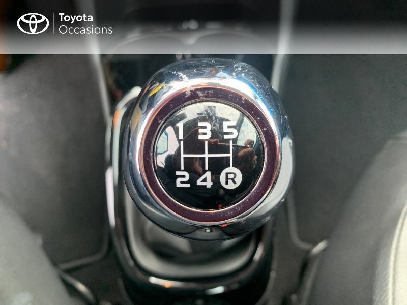 Photo 23 de l'offre de TOYOTA Aygo 1.0 VVT-i 69ch x-wave 2 5p à 9290€ chez Altis - Toyota Vannes