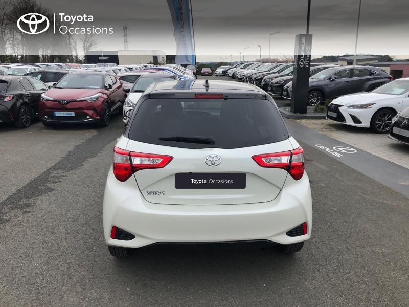 Photo 28 de l'offre de TOYOTA Yaris 70 VVT-i Design Y20 5p MY19 à 12980€ chez Altis - Toyota Vannes