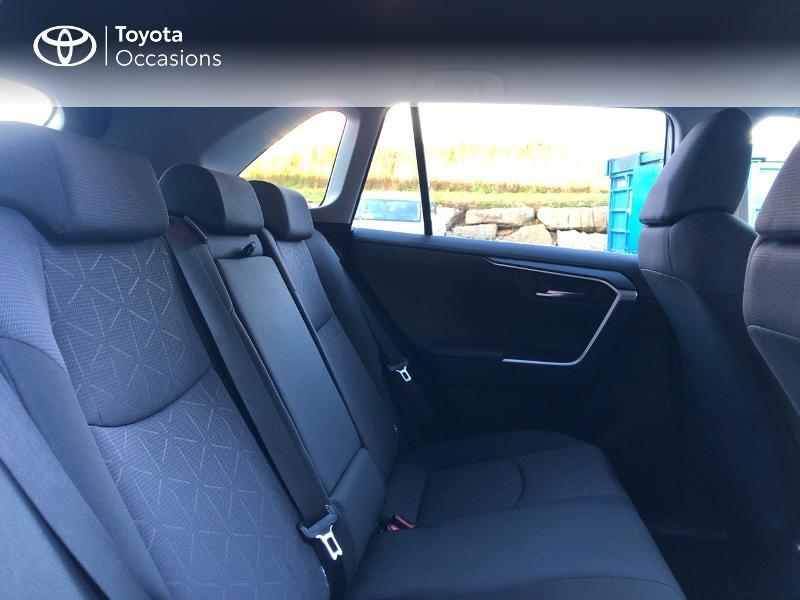 Photo 7 de l'offre de TOYOTA RAV4 Hybride 218ch Dynamic 2WD à 31980€ chez Altis - Toyota Vannes