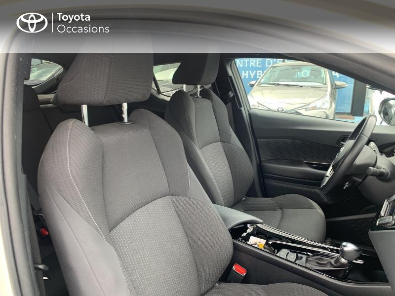 Photo 6 de l'offre de TOYOTA C-HR 122h Edition 2WD E-CVT à 19890€ chez Altis - Toyota Vannes