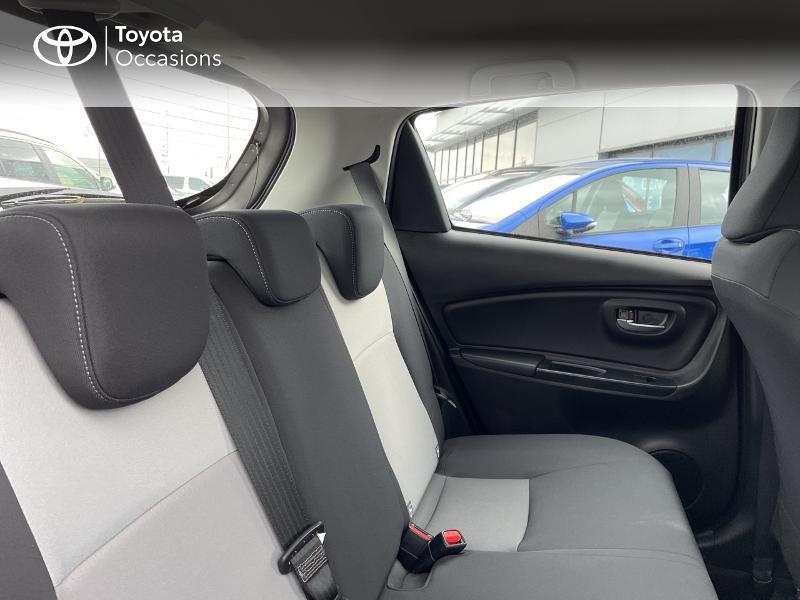 Photo 7 de l'offre de TOYOTA Yaris 100h Dynamic 5p RC18 à 15490€ chez Altis - Toyota Vannes