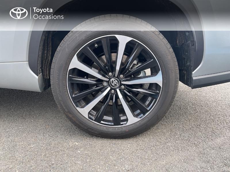 Photo 16 de l'offre de TOYOTA Highlander Hybrid 248ch Lounge AWD-I à 57980€ chez Altis - Toyota Vannes