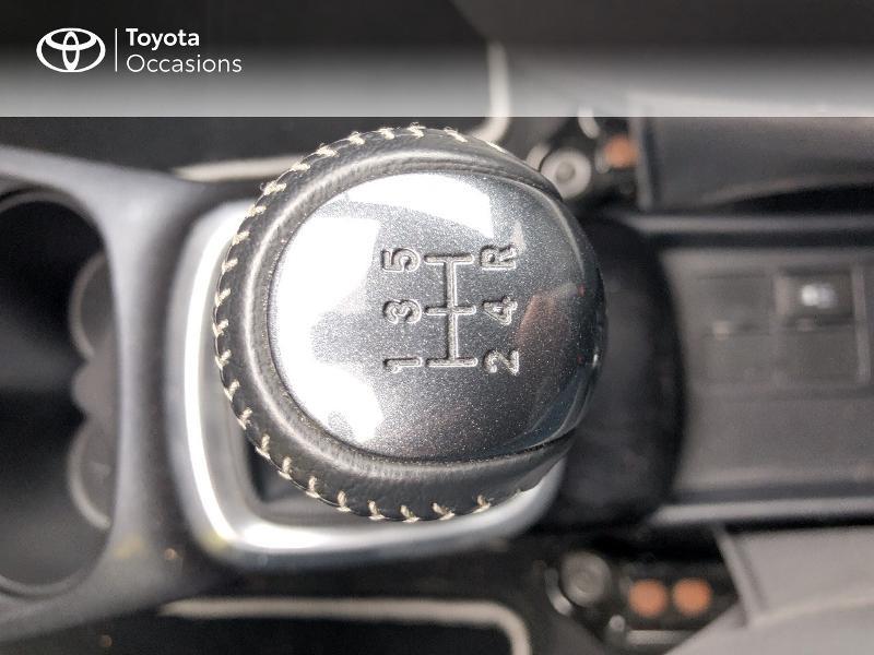 Photo 23 de l'offre de TOYOTA Yaris 70 VVT-i Design Y20 5p MY19 à 12980€ chez Altis - Toyota Vannes