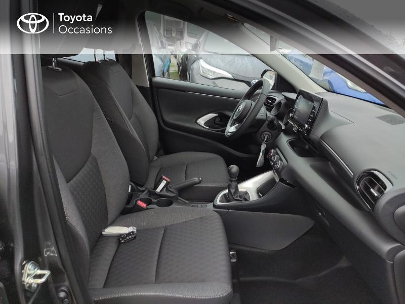 Photo 6 de l'offre de TOYOTA Yaris 120 VVT-i Design 5p à 17990€ chez Altis - Toyota Vannes