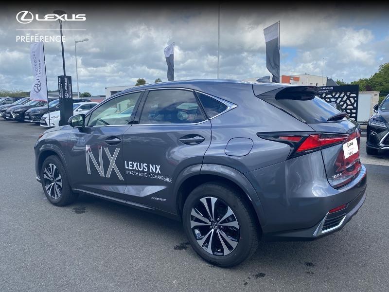 Photo 25 de l'offre de LEXUS NX 300h 2WD Design MY21 à 46890€ chez Altis - Toyota Vannes