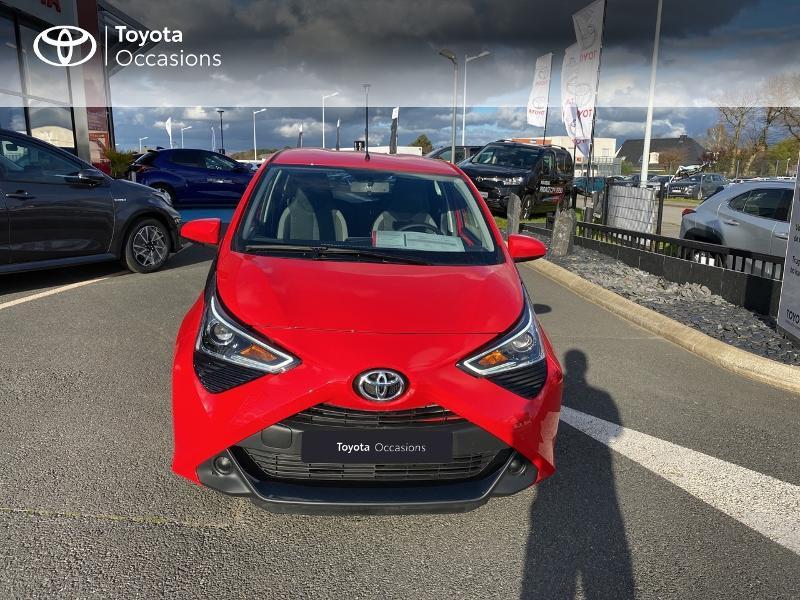 Photo 21 de l'offre de TOYOTA Aygo 1.0 VVT-i 72ch x-play 5p MY20 à 11590€ chez Altis - Toyota Vannes