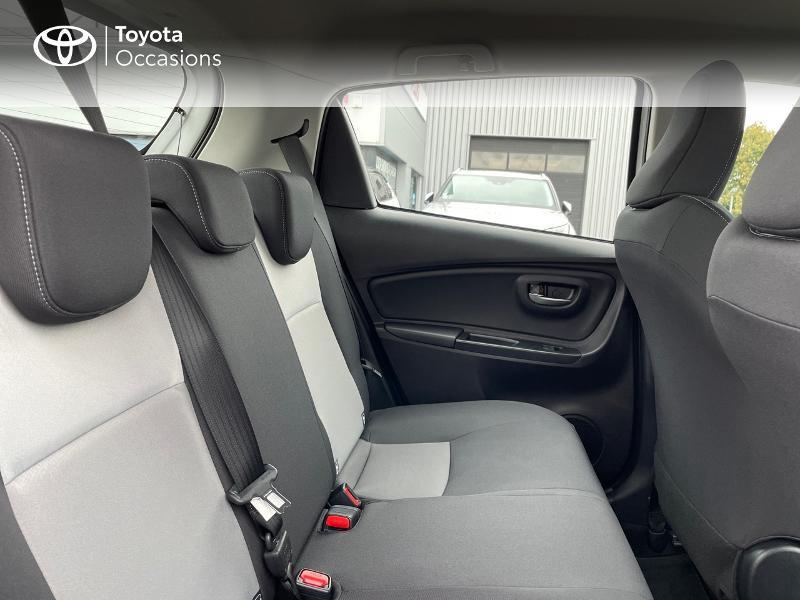 Photo 7 de l'offre de TOYOTA Yaris 100h Dynamic 5p à 15980€ chez Altis - Toyota Vannes