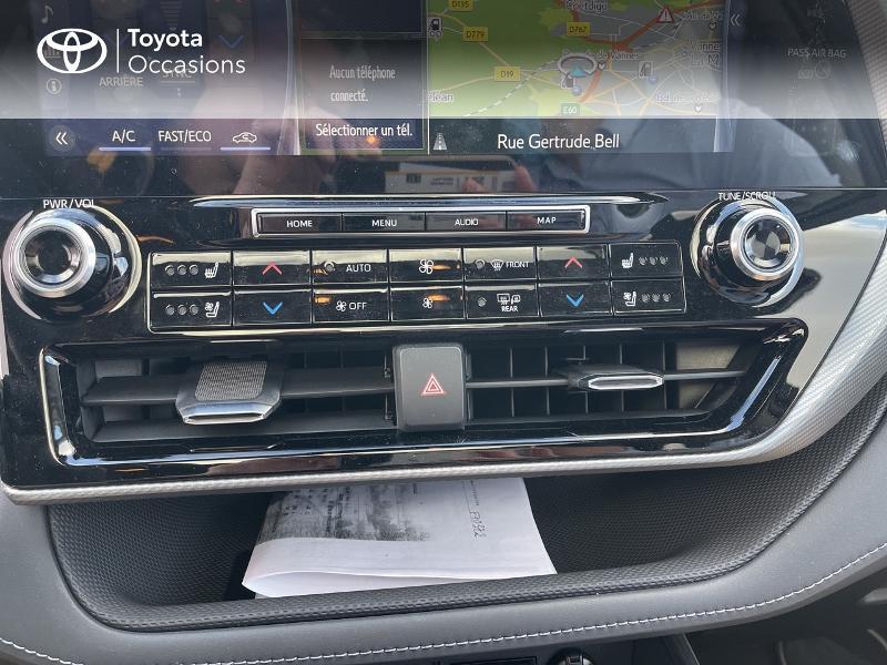 Photo 22 de l'offre de TOYOTA Highlander Hybrid 248ch Lounge AWD-I à 57980€ chez Altis - Toyota Vannes