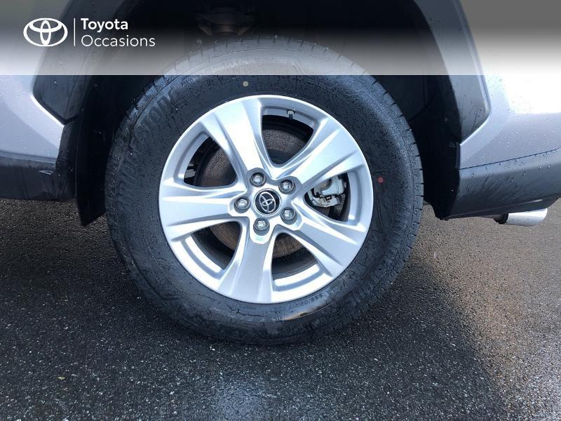 Photo 16 de l'offre de TOYOTA RAV4 Hybride 218ch Dynamic 2WD à 31980€ chez Altis - Toyota Vannes