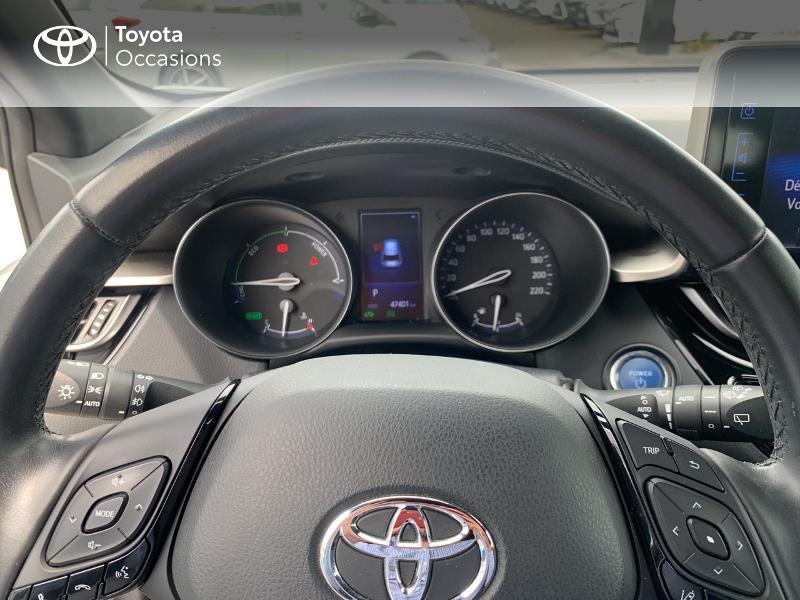 Photo 13 de l'offre de TOYOTA C-HR 122h Edition 2WD E-CVT à 19890€ chez Altis - Toyota Vannes