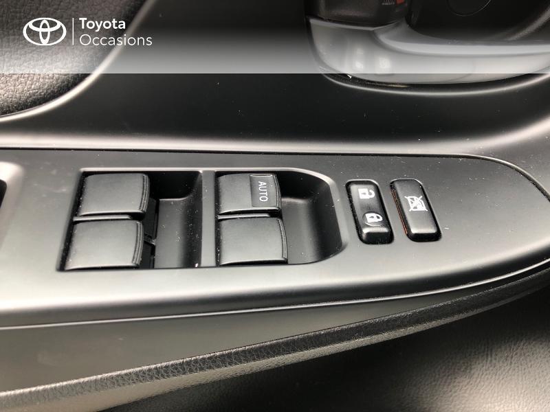Photo 21 de l'offre de TOYOTA Yaris 70 VVT-i Design Y20 5p MY19 à 12980€ chez Altis - Toyota Vannes