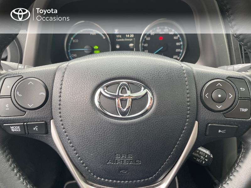 Photo 13 de l'offre de TOYOTA RAV4 197 Hybride Collection 2WD CVT à 27880€ chez Altis - Toyota Vannes