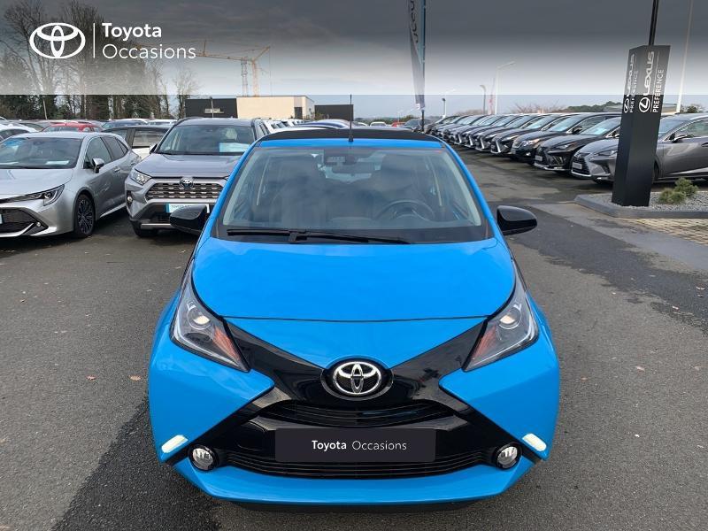 Photo 28 de l'offre de TOYOTA Aygo 1.0 VVT-i 69ch x-wave 2 5p à 9290€ chez Altis - Toyota Vannes