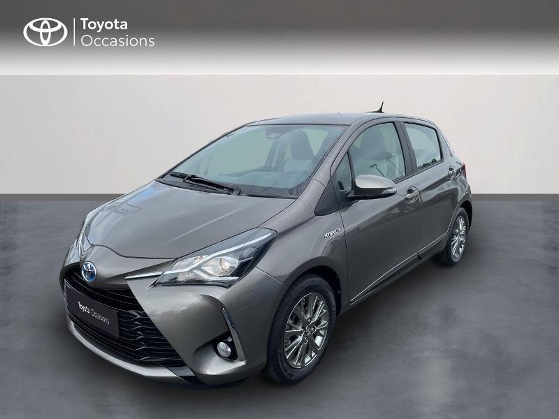 Photo 1 de l'offre de TOYOTA Yaris 100h Dynamic 5p RC18 à 15490€ chez Altis - Toyota Vannes