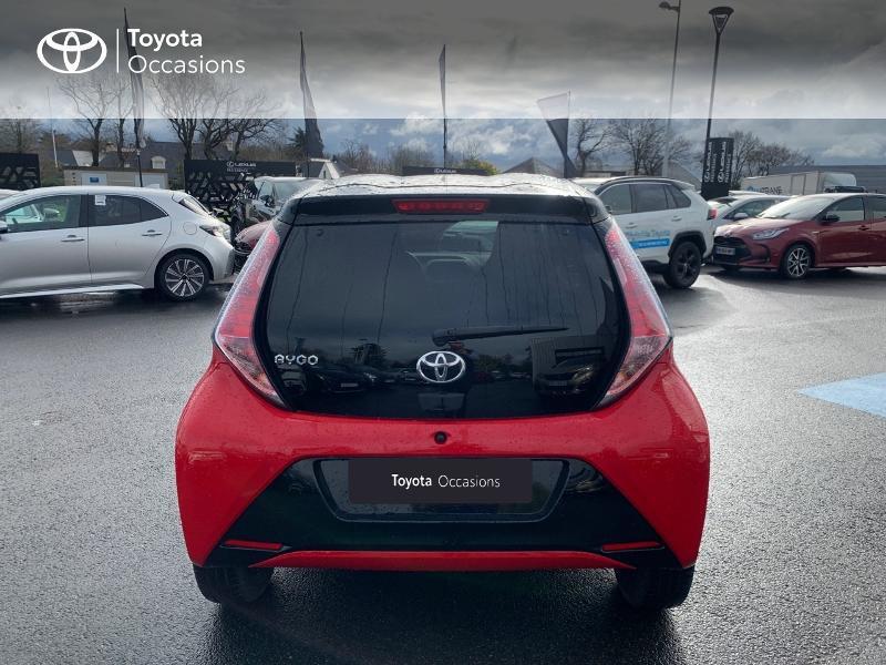 Photo 28 de l'offre de TOYOTA Aygo 1.0 VVT-i 69ch x-cite 4 5p à 9880€ chez Altis - Toyota Vannes