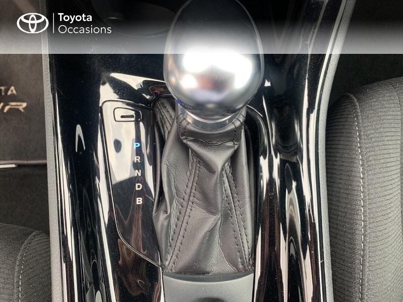 Photo 23 de l'offre de TOYOTA C-HR 122h Edition 2WD E-CVT à 19890€ chez Altis - Toyota Vannes