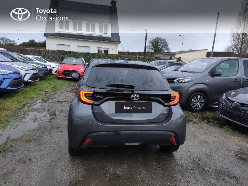 Photo 20 de l'offre de TOYOTA Yaris 120 VVT-i Design 5p à 17990€ chez Altis - Toyota Vannes