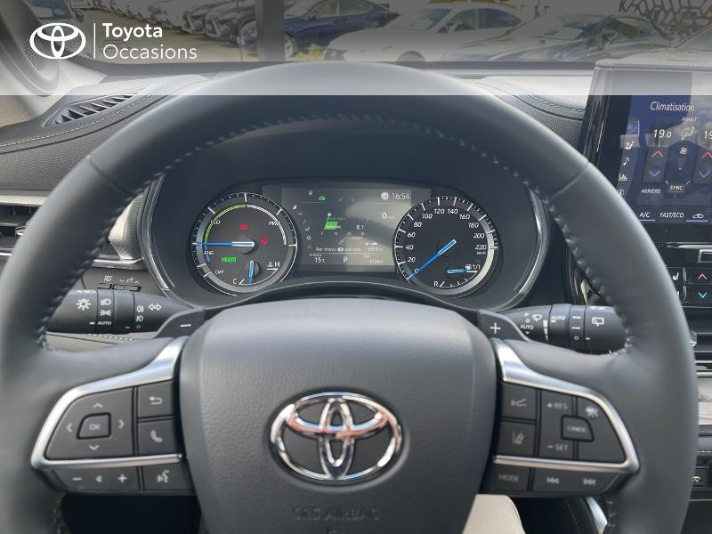 Photo 13 de l'offre de TOYOTA Highlander Hybrid 248ch Lounge AWD-I à 57980€ chez Altis - Toyota Vannes