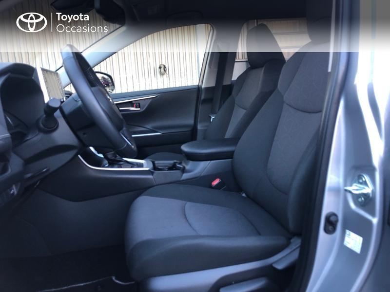 Photo 11 de l'offre de TOYOTA RAV4 Hybride 218ch Dynamic 2WD à 31980€ chez Altis - Toyota Vannes