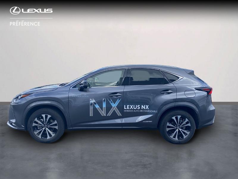 Photo 3 de l'offre de LEXUS NX 300h 2WD Design MY21 à 46890€ chez Altis - Toyota Vannes