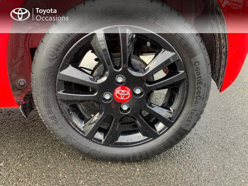 Photo 16 de l'offre de TOYOTA Aygo 1.0 VVT-i 69ch x-cite 4 5p à 9880€ chez Altis - Toyota Vannes