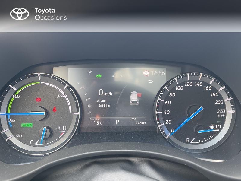 Photo 14 de l'offre de TOYOTA Highlander Hybrid 248ch Lounge AWD-I à 57980€ chez Altis - Toyota Vannes