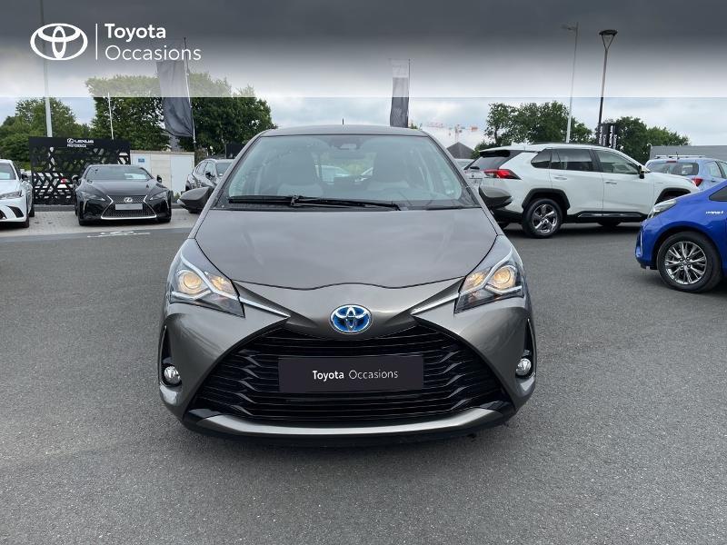 Photo 29 de l'offre de TOYOTA Yaris 100h Dynamic 5p RC18 à 15490€ chez Altis - Toyota Vannes