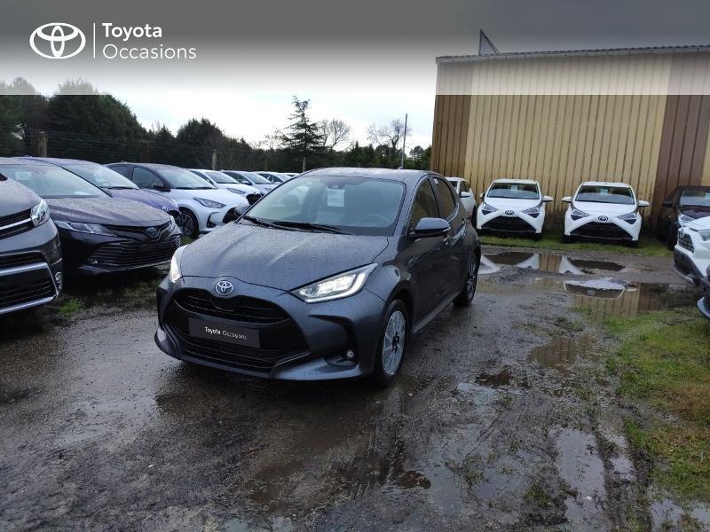 Photo 17 de l'offre de TOYOTA Yaris 120 VVT-i Design 5p à 17990€ chez Altis - Toyota Vannes