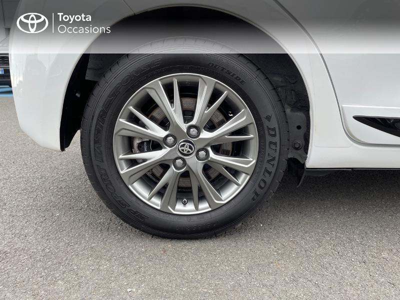 Photo 16 de l'offre de TOYOTA Yaris 100h Dynamic 5p à 15980€ chez Altis - Toyota Vannes