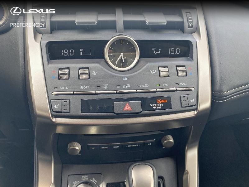 Photo 22 de l'offre de LEXUS NX 300h 2WD Design MY21 à 46890€ chez Altis - Toyota Vannes