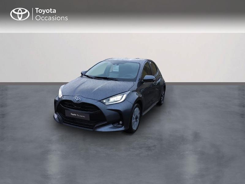 Photo 1 de l'offre de TOYOTA Yaris 120 VVT-i Design 5p à 17990€ chez Altis - Toyota Vannes