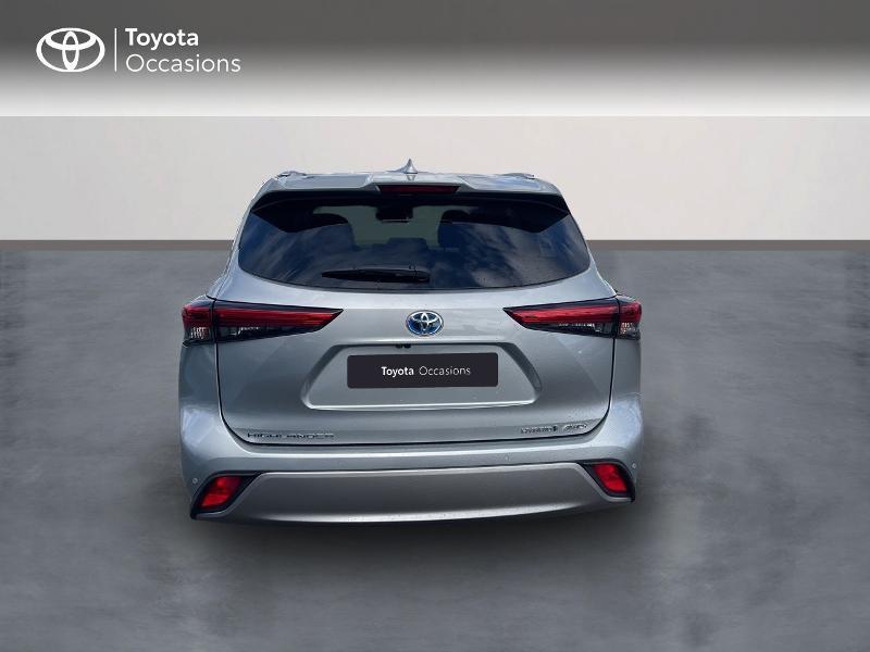 Photo 4 de l'offre de TOYOTA Highlander Hybrid 248ch Lounge AWD-I à 57980€ chez Altis - Toyota Vannes