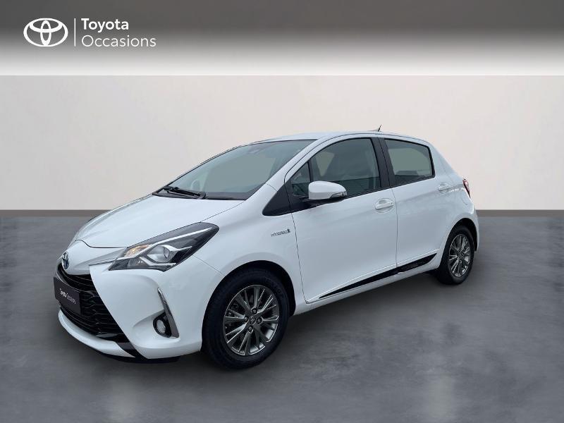 Photo 1 de l'offre de TOYOTA Yaris 100h Dynamic 5p à 15980€ chez Altis - Toyota Vannes