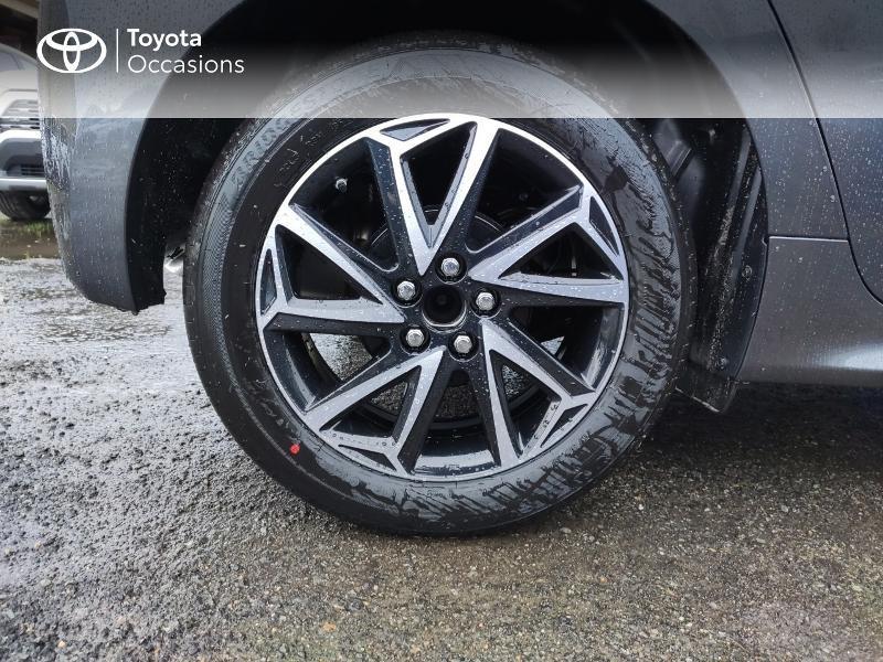 Photo 16 de l'offre de TOYOTA Yaris 120 VVT-i Design 5p à 17990€ chez Altis - Toyota Vannes