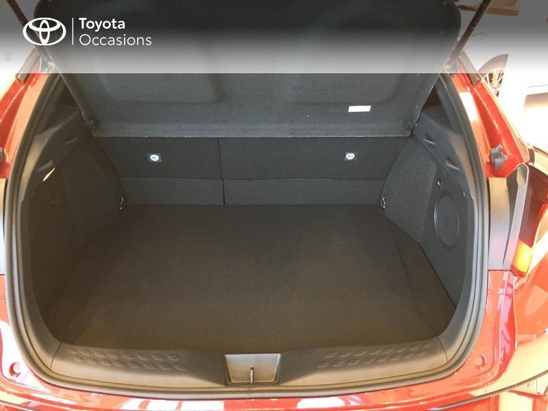 Photo 10 de l'offre de TOYOTA C-HR 184h Collection 2WD E-CVT MY20 à 35490€ chez Altis - Toyota Vannes