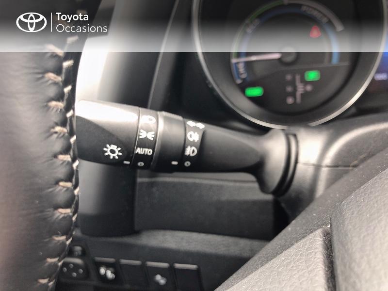 Photo 24 de l'offre de TOYOTA Auris HSD 136h Design RC18 à 18990€ chez Altis - Toyota Vannes
