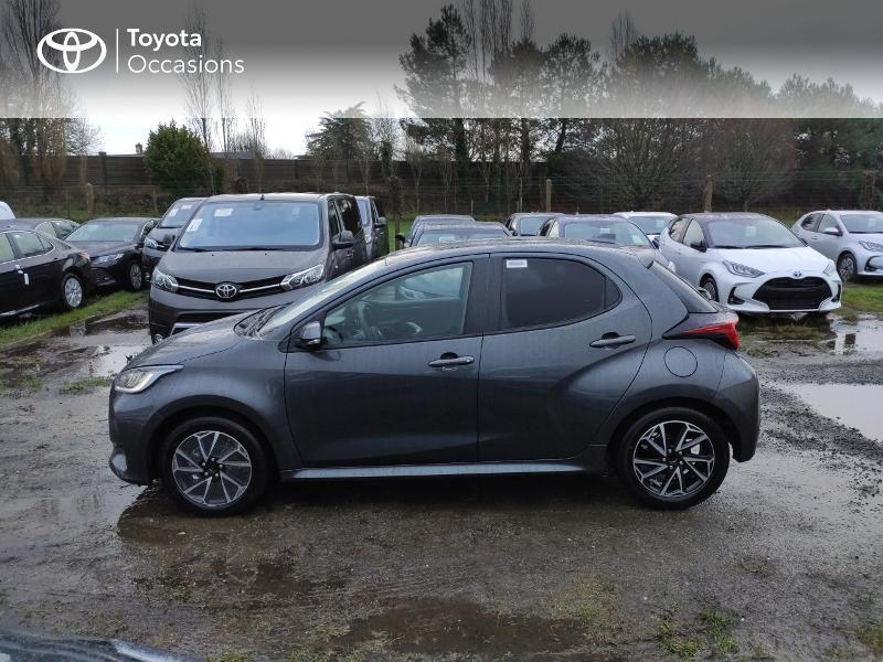 Photo 19 de l'offre de TOYOTA Yaris 120 VVT-i Design 5p à 17990€ chez Altis - Toyota Vannes