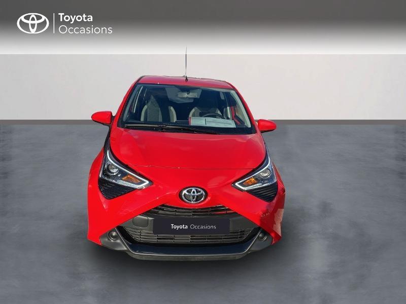 Photo 5 de l'offre de TOYOTA Aygo 1.0 VVT-i 72ch x-play 5p MY20 à 11590€ chez Altis - Toyota Vannes
