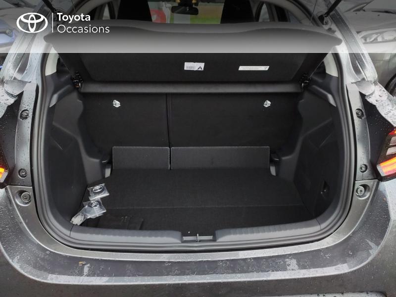 Photo 10 de l'offre de TOYOTA Yaris 120 VVT-i Design 5p à 17990€ chez Altis - Toyota Vannes